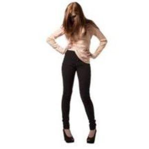 Prairie Underground denim girdle leggings